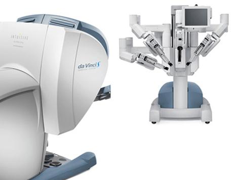 Радикальная роботическая простатэктомия